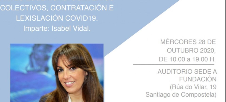 Escena Galega retoma a formación para asociadas cun novo curso de Normativa Legal de Aplicación nas Artes Escénicas