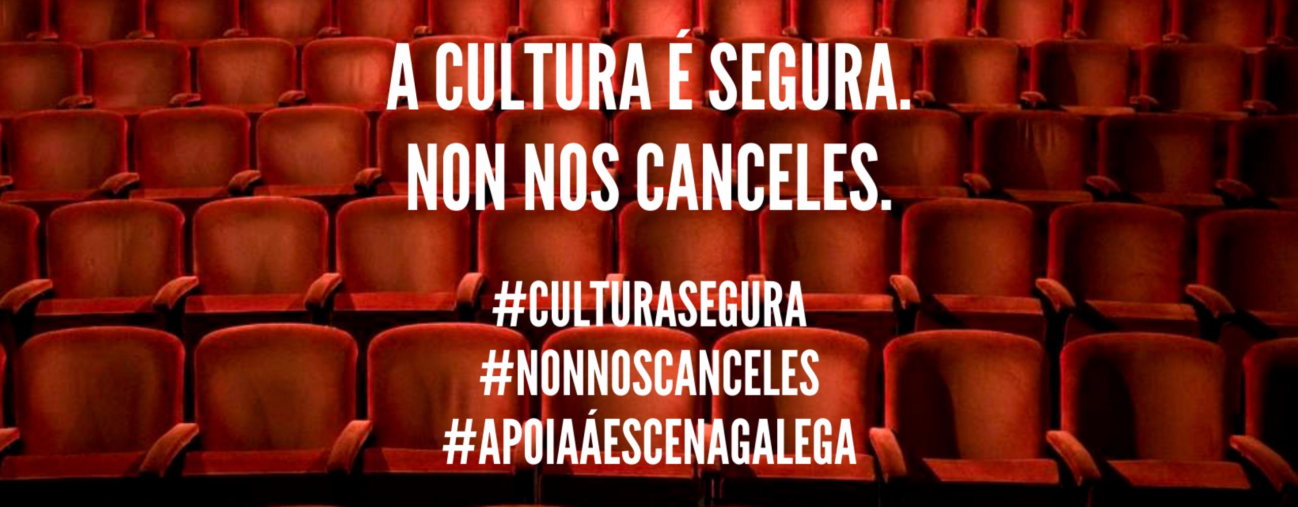 Escena Galega traslada una batería de medidas a las administraciones competentes en cultura para intentar paliar las consecuencias del COVID-19 en el sector