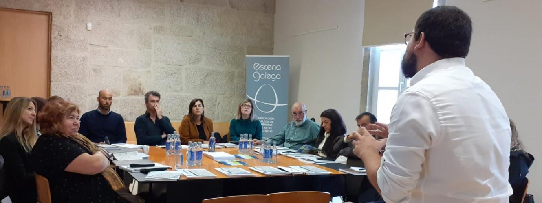 Así foi a xuntanza en Tui sobre circulación escénica transfronteiriza Galicia-Norte de Portugal