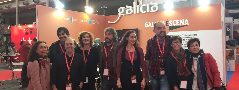 Escena Galega en Mercartes