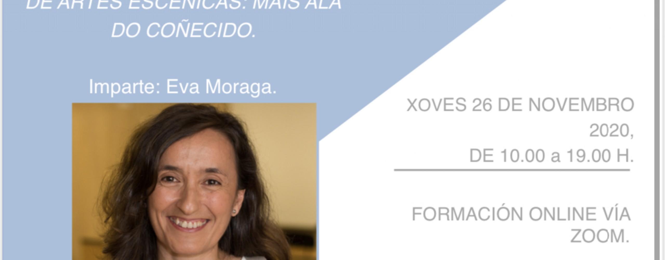 Escena Galega continúa sus jornadas de formación con un taller de financiación de proyectos de artes escénicas el 26 de noviembre